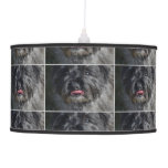 Adorable Cairn Terrier Hanging Lamp