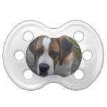 Adorable St Bernard Pacifier