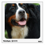 Baby Bernese Mountain Dog Wall Decal