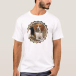 Beagle Hound Men's T-Shirt