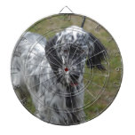 Beautiful English Setter Dog Dart Board