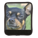 Chihuahua Dog Luggage Handle Wrap