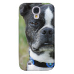 Classic Boston Terrier Dog Samsung Galaxy S4 Cover