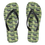 Cute Scottish Terrier Flip Flops