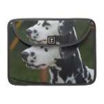 Dalmatian with Spots Sleeve For MacBook Pro