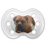 Drooling Bordeaux Mastiff Pacifier