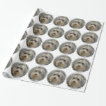 Havanese Dog Wrapping Paper