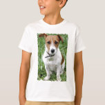 Jack Russell Terrier Kid's Shirt