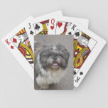 Lhasa Apso Playing Cards