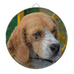 Lovable Beagle Dartboard