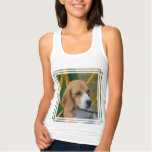 Lovable Beagle Tank Top