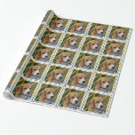 Lovable Beagle Wrapping Paper