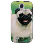 Poised Pug Galaxy S4 Case