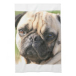 Pug Dog Breed Kitchen Towel