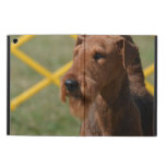 Really Cute Airedale Terrier Cover For iPad Air