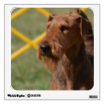 Really Cute Airedale Terrier Wall Sticker