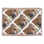 Rhodesian Ridgeback Dog Throw