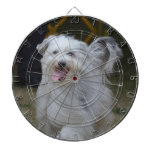Sweet Sheepdog Dart Board