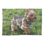 York Terrier Kitchen Towel